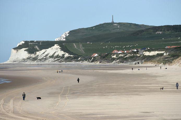 Les Belges peuvent toujours se rendre dans le département du Pas-de-Calais, et notamment sur la plage de Wissant, en toute sécurité.