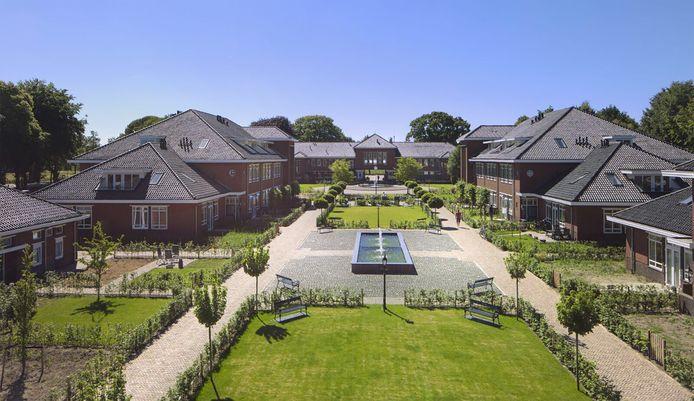 Het Parc de Zwijger in Wezep. Dit project ontving 68.250 euro.