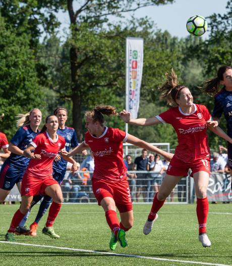FC Twente Vrouwen speelt volgend seizoen weer onder de vlag van FC Twente