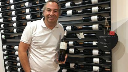 Ondernemen in Aalst: Wijnboer Kristian opent wijnhandel rechtover Utopia