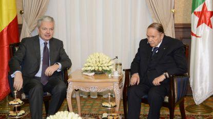 Reynders wil imams in Algerije en Marokko laten opleiden