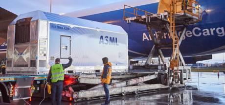 Veldhovens bedrijf legt duurzaamheidslat steeds hoger: Hightech machines van ASML draaien straks op gebruikte onderdelen