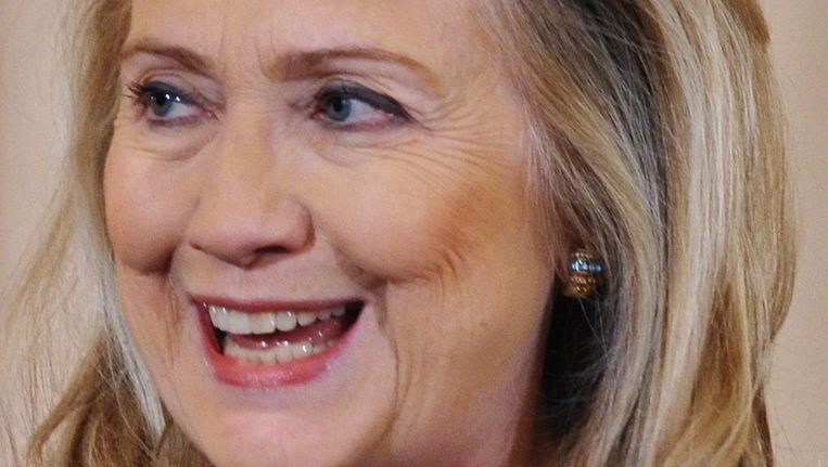 Hillary Clinton heeft laten weten geen enkele intentie te hebben president van de Wereldbank te worden. Beeld afp