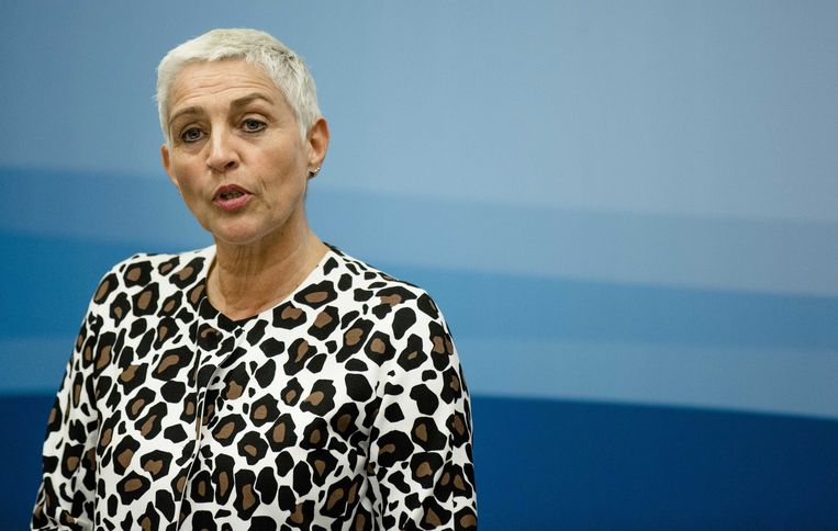Staatssecretaris Wilma Mansveld van Infrastructuur en Milieu. Beeld anp