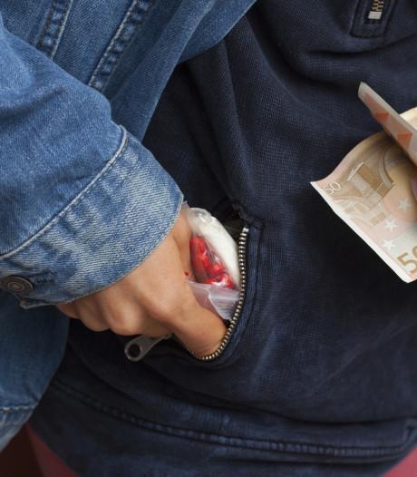Drugsdealer opgepakt in Oudenbosch