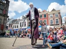 Centrum weer drie dagen in de ban van straattheaterfestival