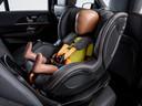 Het innovatieve kinderzitje zal binnenkort verkrijgbaar zijn voor auto's die daar technisch op zijn voorbereid.