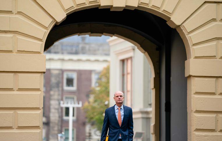 Minister Stef Blok van Buitenlandse Zaken (VVD). Beeld ANP/Bart Maat