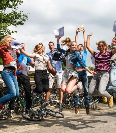 Delftse leerlingen slagen massaal: 'Coronacrisis kwam voor sommigen goed uit'
