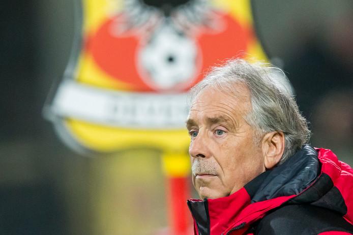 GA Eagles-trainer Jan van Staa