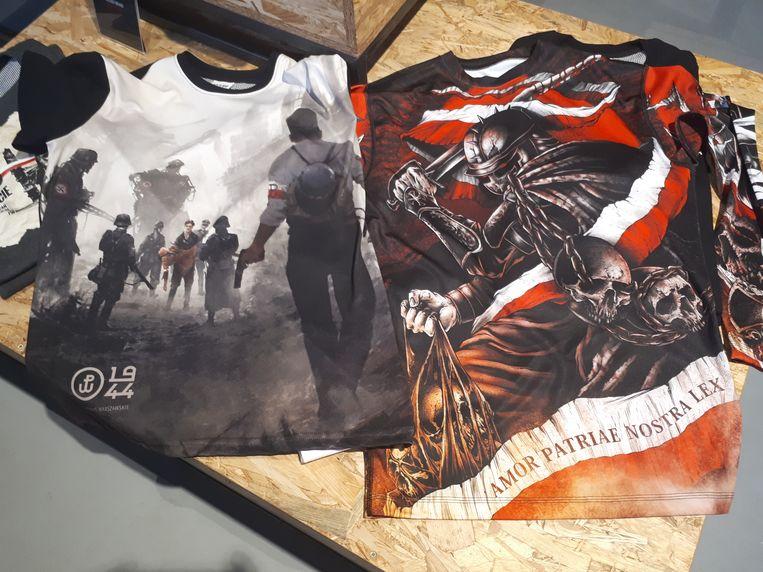 In Polen is patriottisme in de mode. Letterlijk. - Trouw