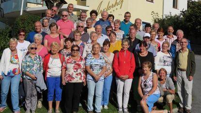 Okra Linter geniet van reis naar Tirol