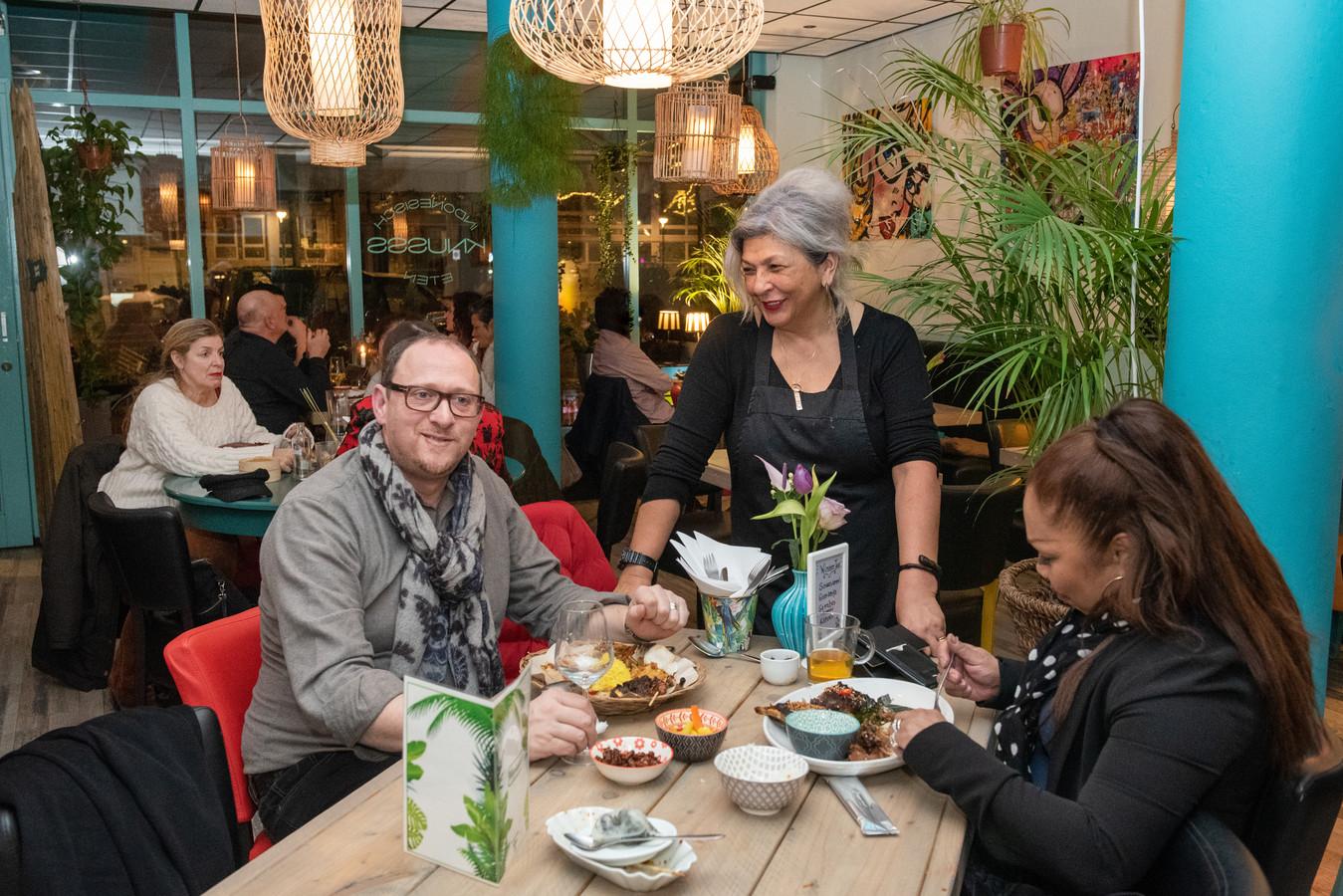 Restaurant Knusss in Arnhem.