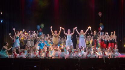 Balletschool Capriccio brengt Mongolfiera