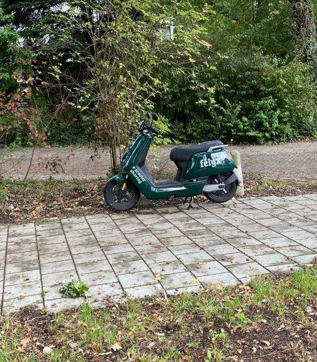 Eindhoven-Noord kan amper met een groene scooter op pad