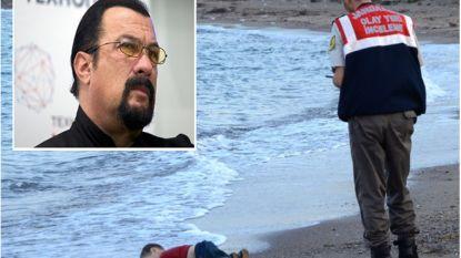 Familie verdronken Aylan niet te spreken over toekomstige film met Steven Seagal
