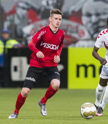 Sam Strijbosch verlaat Blauw Geel'38 en  keert per direct terug bij Helmond Sport