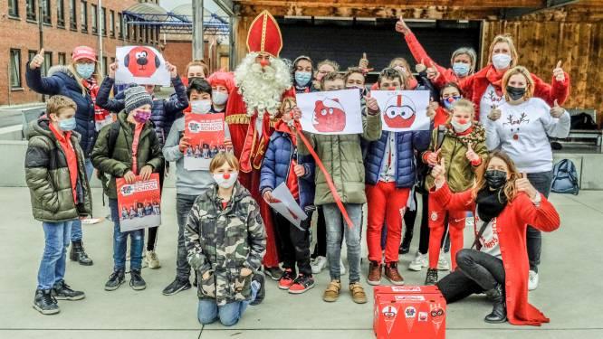 """De Lage Kouter viert Rode Neuzen Dag: """"Jongeren zijn blij dat ze naar school mogen komen"""""""