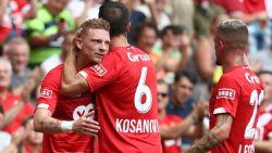 Zeer degelijk, zonder te swingen: Standard wint voor 15.000 fans galamatch tegen Nice