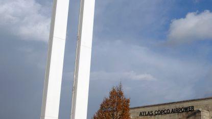 Asfaltwerken aan Atomiumlaan (bij Atlas Copco) veroorzaken hele week hinder