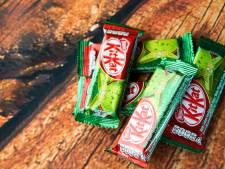 Populaire groene Kitkat komt naar Nederland
