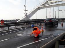 Duizenden liters water op oververhitte bruggen: 'Grondig onderzoek volgt'