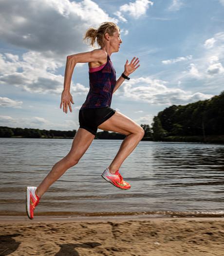 Atlete Ruth van der Meijden kan altijd weer podotherapeut worden