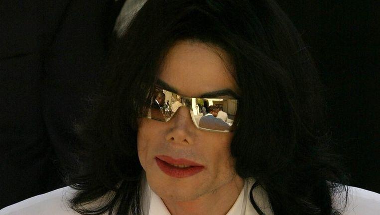 Michael Jackson © anp Beeld
