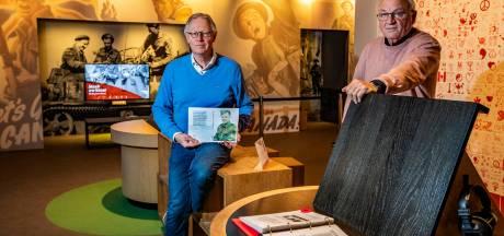 Holtens oorlogscentrum trots op eigen boek met verhalen en nieuwe foto's van gesneuvelde soldaten
