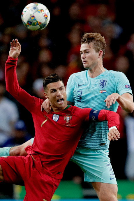 Topsalaris en Ronaldo drijven De Ligt naar Juventus