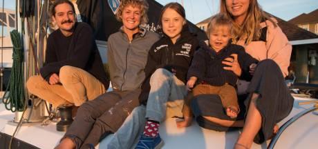 Doemscenario Greta Thunberg voorbij: 'Ik ga naar Spanje per zeilboot met YouTubers'