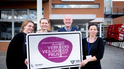 Hoogstraten krijgt prijs voor project School-straten