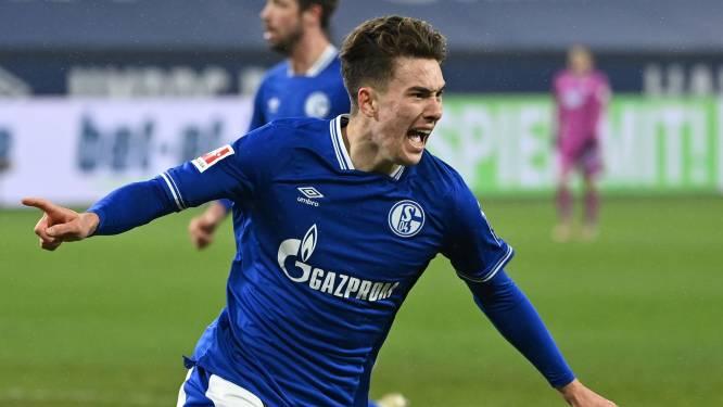 4-0 voor Schalke 04: club van Benito Raman pakt eerste competitiezege in een jaar na hattrick van 19-jarige Amerikaan