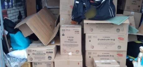 Waarom niemand mag weten waar 2000 kilo illegaal vuurwerk is gevonden in Enschede