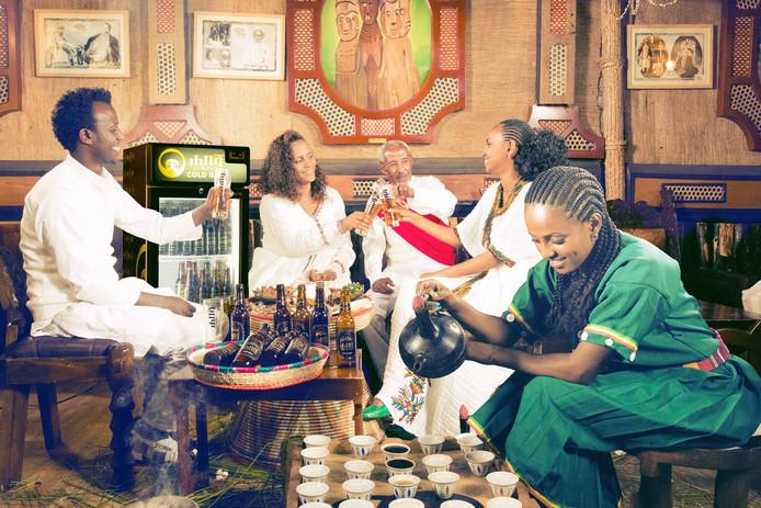 Ethiopisch bier van Bavaria: Habesha