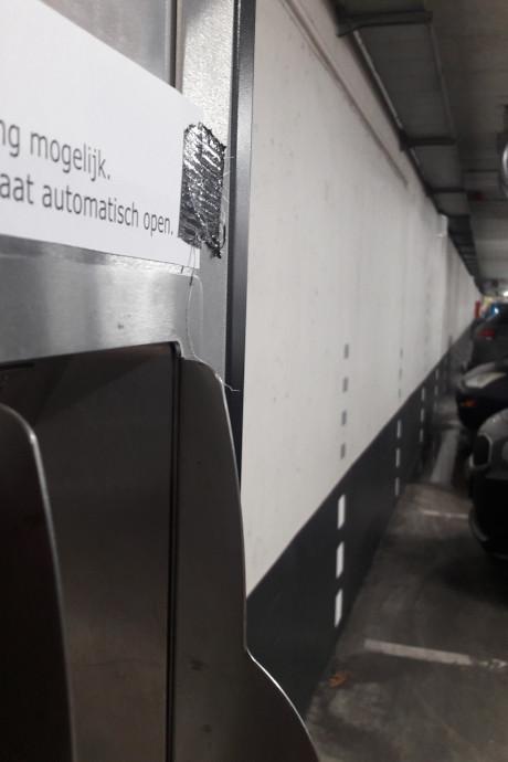 Claim ruim 92.000 euro voor parkeerstoring Den Bosch bijna klaar