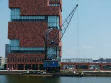 580.000 euro voor de restauratie van drijvende stoomkraan in Antwerpen