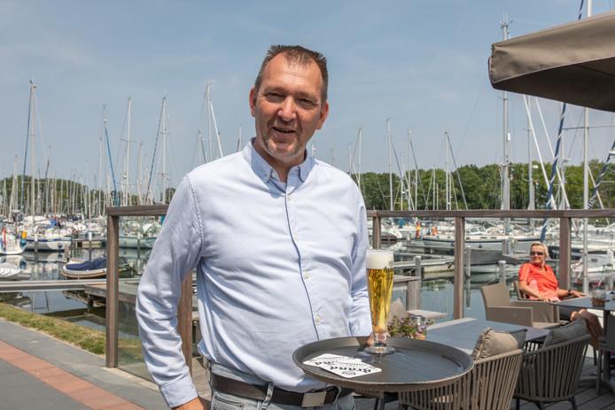 Erik van Dale, eigenaar restaurant Dekx in Kortgene