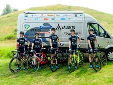 Opleiden staat centraal bij cyclocrossteam Valente-Fracobe