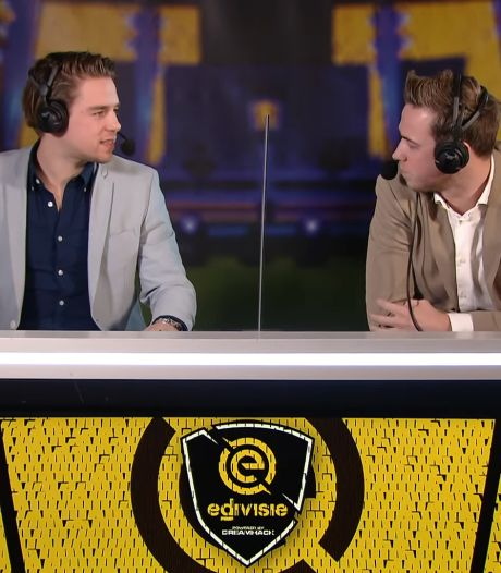 Ajax, Vitesse, FC Groningen en PSV Eindhoven direct naar finales eDivisie, drama voor Sparta op slotdag