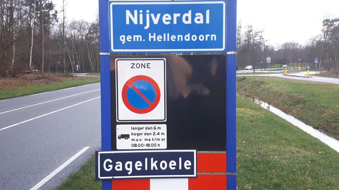 Nijverdal is deze week omgedoopt tot Gagelkoele.