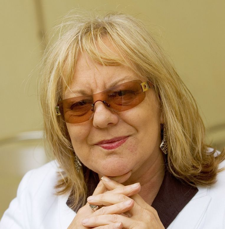 Sue Townsend.