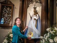 VIDEO: Maria beeld uit 1796 in Hasseltse Kapel straalt een vrouw van deze tijd uit