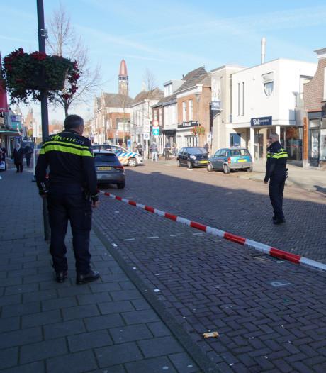 Schoten gelost bij aanhouding man in Waalwijk: agenten lichtgewond