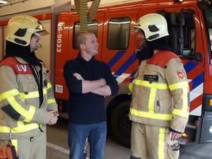 Verrassing voor gedupeerde brandweermannen