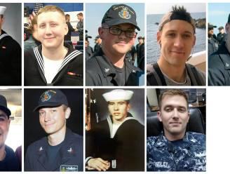 Lichamen van de tien vermiste Amerikaanse mariniers zijn gevonden