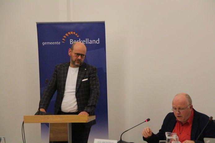 GroenLinks-fractieleider Leo Morren