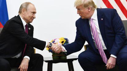 Poetin en Trump bellen elkaar over gekelderde olieprijs door conflict met Saudi-Arabië