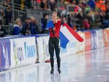 Tweede sprinttitel voor Letitia de Jong, Ter Mors verzekert zich van WK-ticket