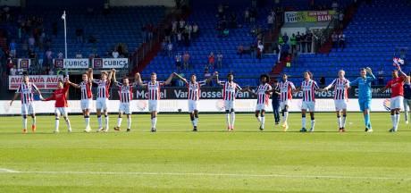Willem II-fans bezorgen spelers van Rangers een onrustige nacht